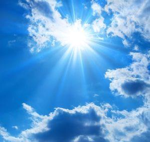 紫外線 日差し